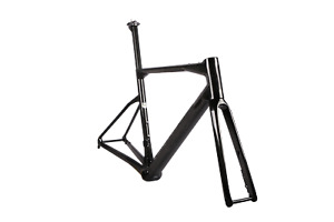 Clear Stock Carbon Fiber T800 UD Road Bike Frame bicycle frame 56cm