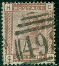 GREAT BRITAIN SG-166, SCOTT # 79, USED, VERY GOOD-FINE, GREAT PRICE!