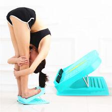 Portable Slant Board Fitness Adjustable Incline Angle ABS Leg Training Equipment