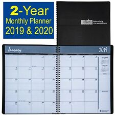 2019 2020 hod262002 house of doolittle 2 year monthly appt planner 8 1