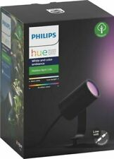 Philips - Hue White and Color Ambiance Lily Outdoor Spot Light Extension SEALED