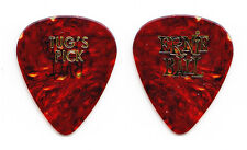 Fleetwood Mac Stevie Nicks Brett Tuggle Brown Guitar Pick - 1990's Tours