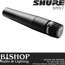 Shure SM57 Instrument Microphone Great for Touring / Studio / Club Work1