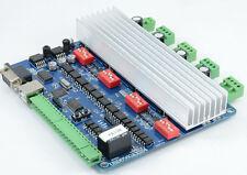 4 Axis USB TB6560 Nema23 3.0A Stepper Motor Driver Board USB CNC-DIY Controller