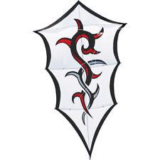 Kite, Carsten Domann Tribal Shield Rokkaku..92...... PR 45874