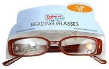 Glasses-reading 1.50 Power Kpp, Size: Rr918 (3 Pack) + Makeup Sponge