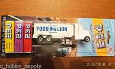 FOOD LION HAULER TRUCK RIG PROMOTIONAL PEZ, MOC, NEW