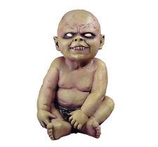 Satanischer Säugling Zombie Baby Latex Horror Halloween Profi Schocker Puppe