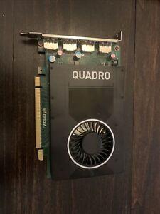 HP NVIDIA Quadro M2000 846379-001 844223-001 Video Card 4GB GDDR5 4 DP GPU dell