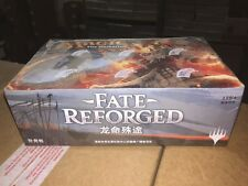 CHINESE Magic The Gathering Fate Reforged Sealed Booster Box For Card Game