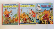 3x Umpah-pah Fumetti Großbände Softcover Comicplus + No. 1 U.2 e Zack Scatola 42