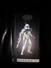 Star Wars Sideshow Captain Rex Phase II