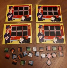 Postman pat letter and parcels game replacement spare pieces w231