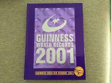 Guiness Buch der Rekorde 2001, Guiness World Records 2001, deutsche Version