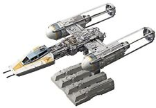 Model_kits Star Wars Rebel Alliance Y-Wing Fighter Bandai 1/72 Scale Garage Sb