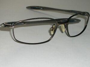 OAKLEY Mischer 6B OX3162-015 55 17 133 Sleek Gräulich / Zinn Brille Rahmen