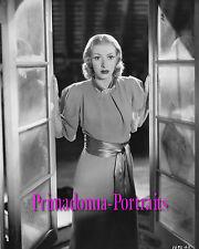 KAREN MORLEY 8X10 Lab Photo 1930s Sexy Elegant Gown, Sultry Movie Still Portrait