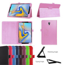 Flip Leather Stand Smart Case Cover For Samsung Galaxy Tab 3 / 4 7 8 10.1 inch