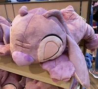 2020 Disney Parks Lilo And Stitch Sleeping Angel Dream Friend Plush Large NWT