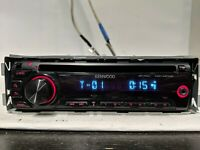 Kenwood KDC-MP145 AM FM CD WMA MP3 Player Radio FULLY TESTED