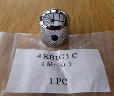 Ibanez Genuine Metal Control Knob in CHROME, Steve Vai JEM, RG, S, Prestige