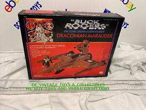 Vintage 1979 MEGO Buck Rogers DRACONIAN MARAUDER FACTORY SEALED NEAR MINT WOW!!
