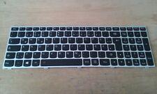 Keyboard for Lenovo IdeaPad 500-15ISK 700 Laptop / Notebook QWERTZ German