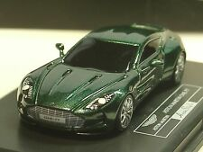 FrontiArt Aston Martin One-77, british racing green - 1/87