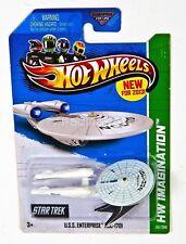 Hot Wheels 2013 Hot Wheels HW IMAGINATION USS Enterprise Star Trek NCC-1701