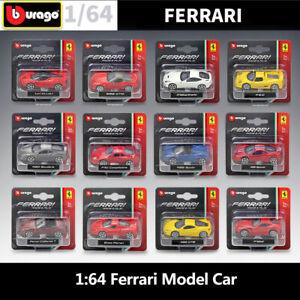 Ferrari Laferrari 458 Enzo California T 1:64 Model Car Diecast Toy Vehicle Gift