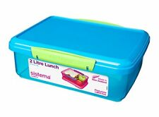 Sistema Lunch Box, 2 L - Assorted Colours
