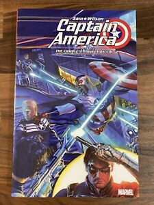 Captain America: Sam Wilson, The Complete Collection Vol. 2, Marvel, New Unread