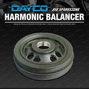 Dayco Powerbond Harmonic Balancer for Mitsubishi Lancer CC CE CG CH