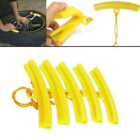 1/5PC CAR TIRE CHANGER GUARD RIM PROTECTOR TYRE WHEEL CHANGING EDGE COVER OPULEN