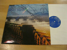 LP Josef Myslivecek Sinfonias Prague Chamber Vinyl Supraphon CSSR 1110 2836