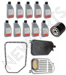 For Audi A6 Quattro VW Passat Automatic Transmission Fluids & Filter Gasket Kit