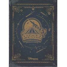 Disneyland Paris - Space Mountain  - Collectable book - english - sealed