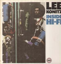 Lee KONITZ, Inside Hi-Fi, Atlantic 1258 RI LP 1987
