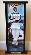 """Dale Earnhardt Total Champion Framed Plate Collection With Boxes and COA 26"""""""