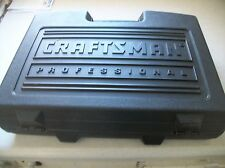 Sears Craftman professional 18volt Rechargeable  drill&Work Light carring case