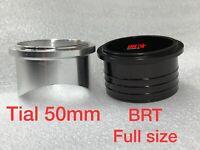 SeaDoo 300 Tial 50mm BOV Adapter Intercooler , Fits BRT,Fizzle,RivaRacing Kit