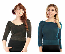Women's Viscose 3/4 Sleeve V Neck Hip Length Jumpers & Cardigans