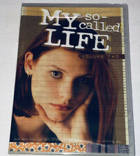 My So Called Life, Vol. 2 [Dvd] Claire Danes Sealed Dvd 11M