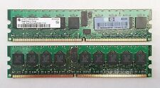 INFINEON 4 gb (4x1gb) 1Rx4 PC2-3200R-333-11 - DDR2 400MHz 240pin CL3 - SERVER
