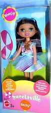 BARBIE SHELLY SWEETSVILLE MATTEL B5793