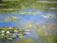 CXJPT142 large modern 100% hand-paint pool landscape art oil painting on Canvas