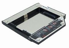 """Einbaurahmen für 2,5"""" SATA HDDs Lenovo ThinkPad Serial Ultrabay Slim Schacht"""