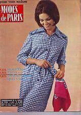 Modes De Paris N°  792 de 1964 -