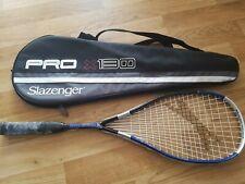 Slazenger Xtreme Tita Ium Racket And X130 Carry Bag