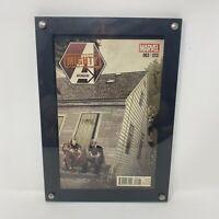 Mighty Avengers Eminem + Ironman Variant Cover Comic Framed